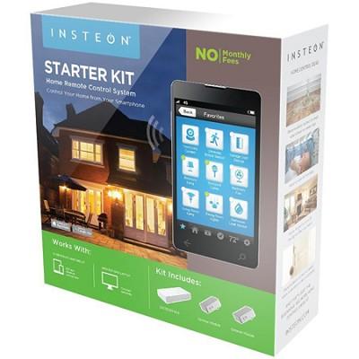 Home Remote Control System Starter Kit