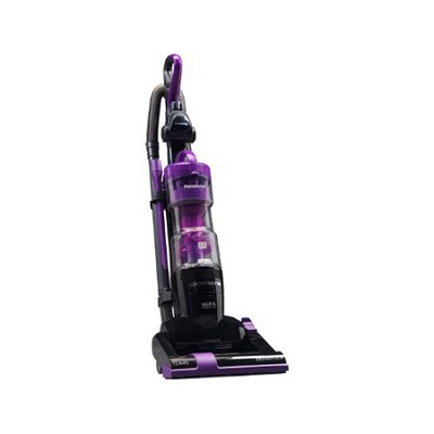 `Jet Force Bagless` Upright Vacuum Cleaner - Violet & Black