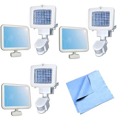 80 LED Solar Motion Light - 82080 3-Pack Bundle