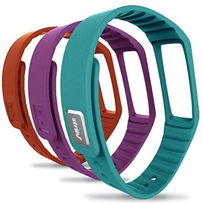 3-Pack Fusion Wristband - ACCS250060A