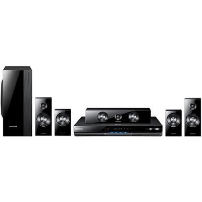 HT-D5500 Home Theater Receiver 1000 Watt DVD System 5.1 Channel HTIB - TORN BOX