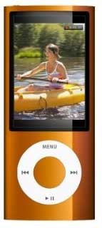 iPod nano 8 GB Orange (5th Generation)