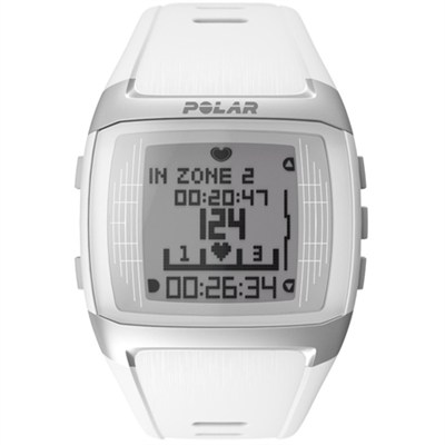 FT60 Heart Rate Monitor - White (90049592) - OPEN BOX