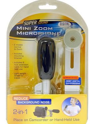 MIC-403 Mini Zoom Microphone