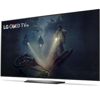 OLED55B7A B7A Series 55` OLED 4K HDR Smart TV (2017 Model)