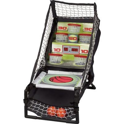Electronic Basketball Bounce-a-Bucket