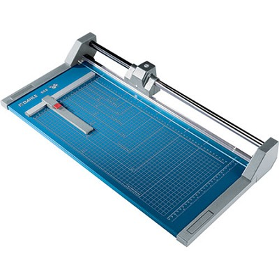 554 Professional Series 28 3/8` 20 Sheet Rolling Trimmer