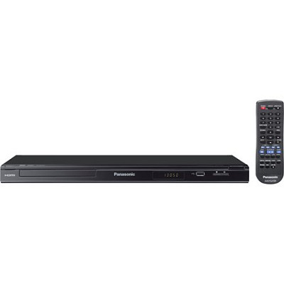 DVD-S68 Upconverting DVD player with USB Slot