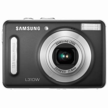 SL310W 13MP 2.7` LCD Digital Camera (Black)