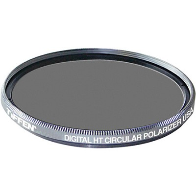 62mm High Transmission Multi-Coat Circular Polarizer Filter