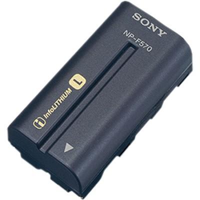 NPF570 - InfoLITHIUM L Series Battery