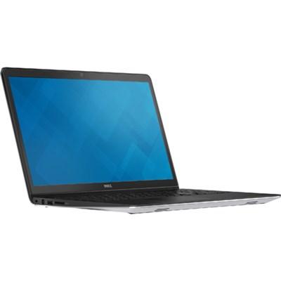 i5559-4415SLV Inspiron 15.6` Touchscreen Intel i5-6200U 2.30GHz - OPEN BOX