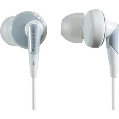 RP-HJE450-W In-Ear ErgoFit Design Earbuds (White)