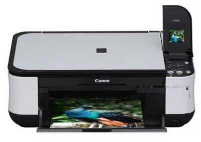 PIXMA MP480 - Advanced All-In-One Photo Printer with 1.8` LCD Screen