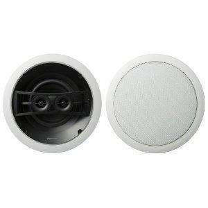 S-IC621D Custom Series 6.5-Inch Circular In-Ceiling Speaker (Single)