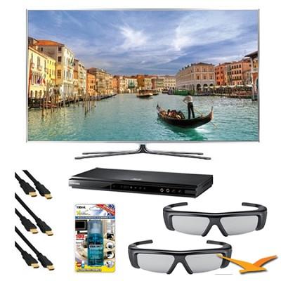 UN55D7900 55 inch 1080p 240hz 3D LED HDTV 3D Bundle