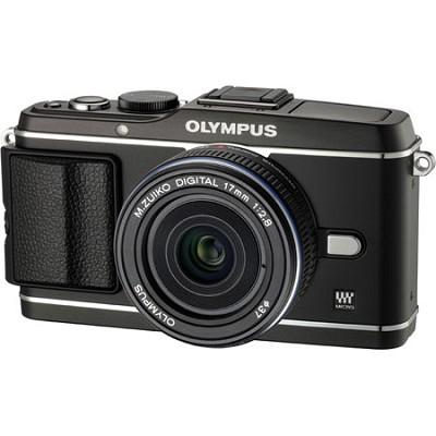 E-P3 Black with 17mm Lens - OPEN BOX