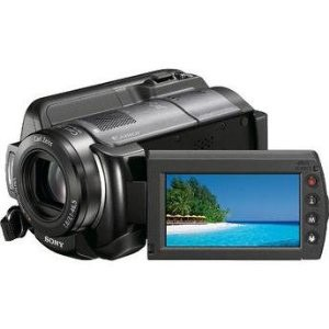 Handycam HDR-XR200V 120GB High Definition Digital Camcorder - OPEN BOX