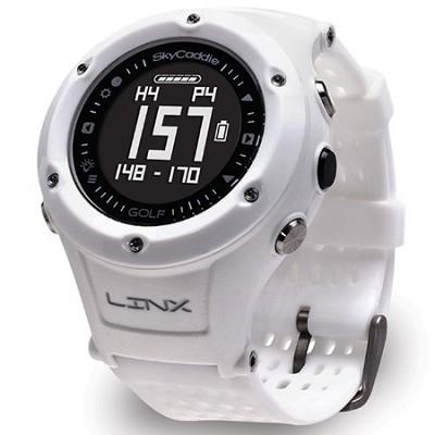 LINX GPS Golf Watch - White