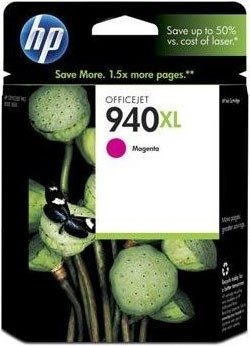 PS HP Officejet 940XL Magenta Ink Cartridge