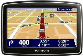 XXL 540S 5 inch Widescreen Portable GPS Navigator