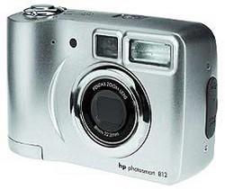 PhotoSmart 812 Refurbished Digital Camera