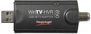 WinTV HVR-850 USB2 Tv Stick Tuner ( Model 1238 ) - OPEN BOX