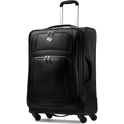 iLite Supreme 29 Inch Spinner Suitcase (Black)