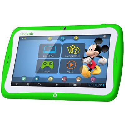 Smart Tab 7` Tablet Disney Content Dual Core - Green
