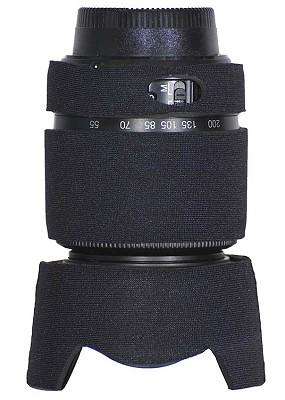 Lens Cover for the Nikon 55-200G AF-S (no vr) Lens - Black