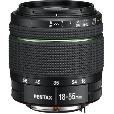DA 18-55mm f/3.5-5.6 AL Weather Resistant Lens for Pentax Digital SLR-OPEN BOX