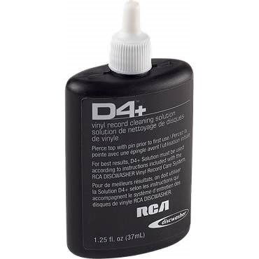RD1046 1.25 oz. D4+ Vinyl Record Cleaning Fluid System Refill