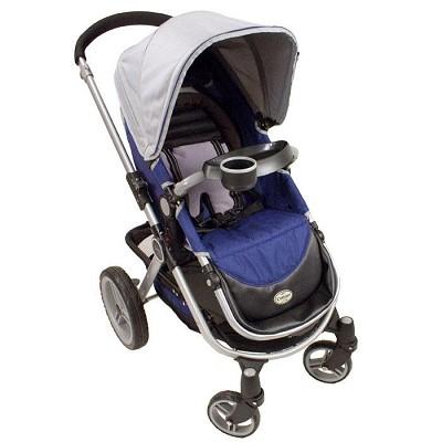 Contours Options 4 Wheeler Stroller - Twilight