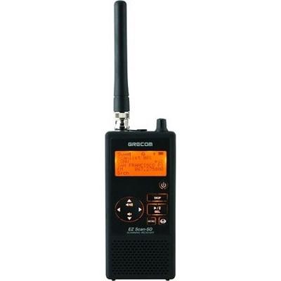 PSR-700 Ezscan Radio Scanner w/ Built-In Frequency Database on a 2Gb Hd Mem Crd