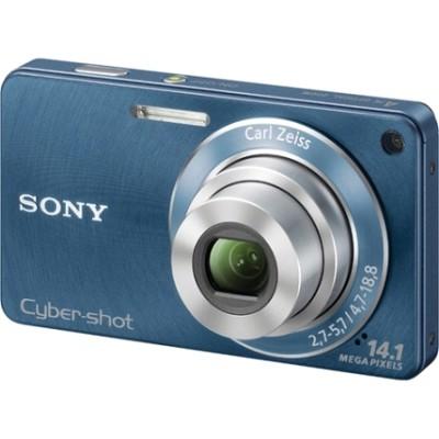 Cyber-shot DSC-W350 14.1 MP Digital Camera (Blue)