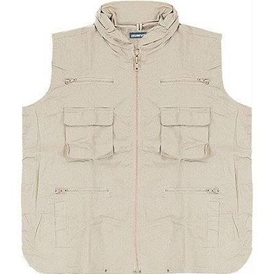 Ranger Travel Vest size small