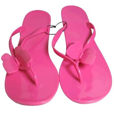 Jelly Sandals Pink Size Large (9/10)