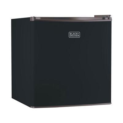 Compact Refrigerator Energy Star Single Door Mini Fridge with Freezer - BCRK17B