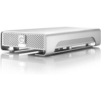 G-Technology G-DRIVE Q 2TB External Hard Drive w/ eSATA, USB 2.0, Firewire 400