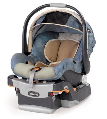 KeyFit 30 Infant Car Seat and Base - Atmosphere