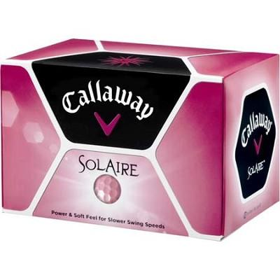 Women's Solaire Golf Balls - Pink 641044712