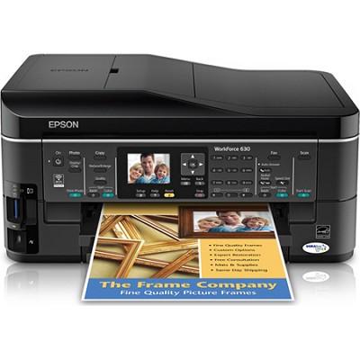 WorkForce 630 Inkjet All-in-One Printer - C11CB07201