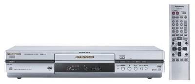 DMR-E50S DVD-RAM Recorder ( Silver )