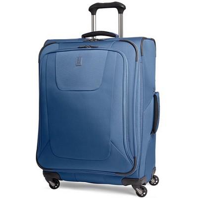 Maxlite3 25` Blue Expandable Spinner Luggage