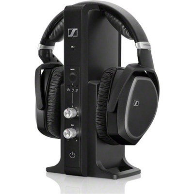 RS 195 RF Wireless Headphone System