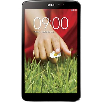 G Pad V 500 16GB 8.3` WiFi Black Tablet - OPEN BOX