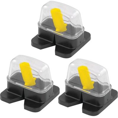 Magnetic Basic Stud Finder SSI47-400 - 3 Pack
