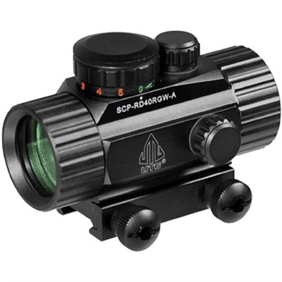 3.8` ITA Red/Green CQB Dot Sight with Integral Mount - SCP-RD40RGW-A