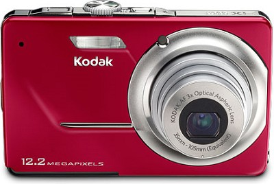 EasyShare M341 12 MP Digital Camera (Red)