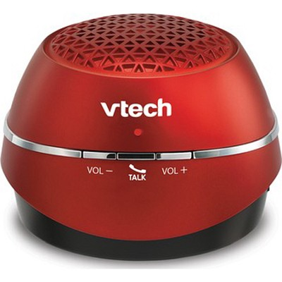 MA3222-16 Wireless Bluetooth and DECT 6.0 Speaker - Red